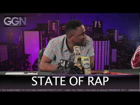 Double G News Network: GGN Ep. 2 - Special Super Hard Hitting Interview with Kendrick Lamar