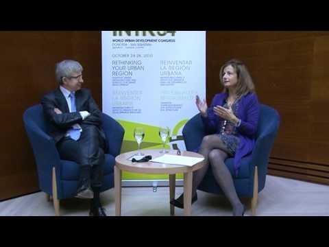 INTA34 - Interview with Maria Jose Sobrini (Cisco, Spain) by Dominique Laousse (RATP, Paris)