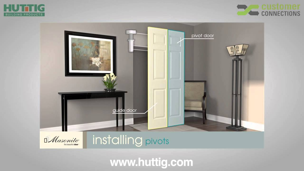 Huttig Presents Masonite Bifold Installation Youtube