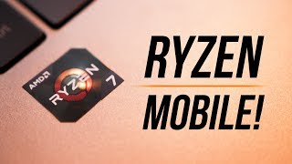 amd ryzen mobile cpus everything you need to know