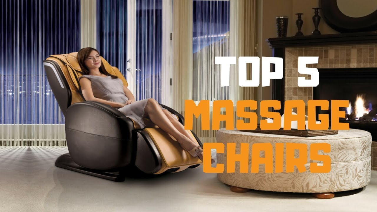 Top 5 Massage Chairs Review