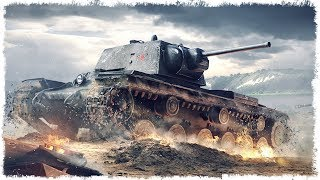 ЖЕСТОКАЯ СХВАТКА НА ТАНКАХ - WORLD OF TANKS!!!