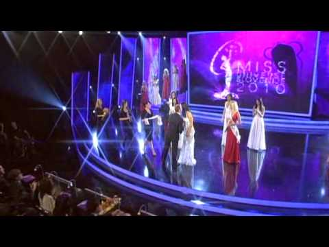 miss thailand universe 2010 crowning doovi