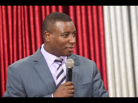 YOUTH CONFERENCE at Foursquare Church With Apostle Dr Paul M Gitwaza