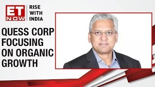Quess Corp CMD Ajit Isaac about company's working capital management
