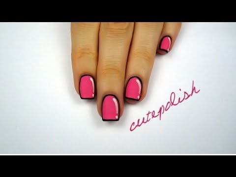 Animated cartoon nails youtube animated cartoon nails prinsesfo Image collections