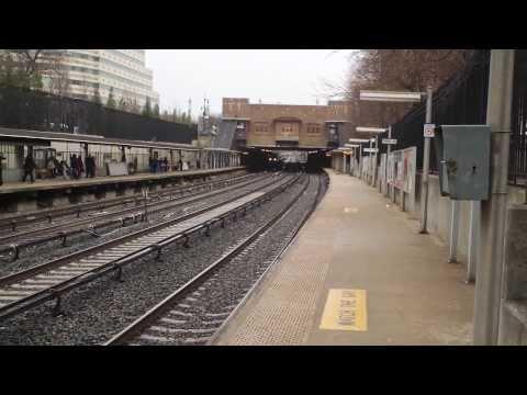 Metro North Harlem / New Haven Line Railfanning at Fordham