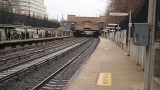 Metro North Harlem / New Haven Line Railfanning at Fordham