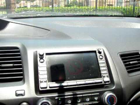 2008 Honda Civic EX L With Navigation