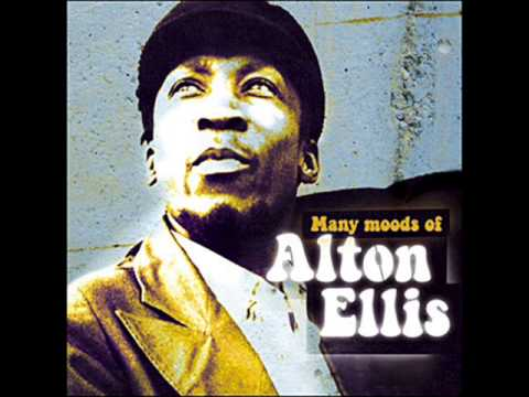 Alton Ellis - Ain't No Music