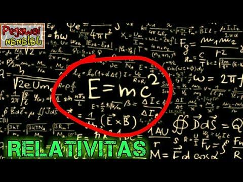 Teori Relativitas Einstein Cikal Bakal Terciptanya Bom Atom #PJalanan