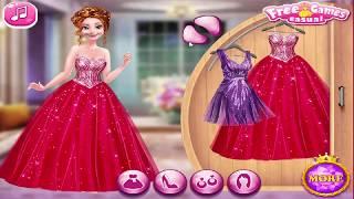 Disney Princess Games Queen of Glitter Prom Ball