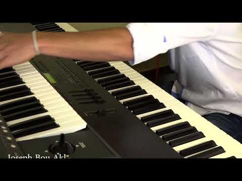 3am bet3alla2 fik Nancy Ajram Piano