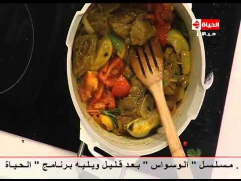 طريقة عمل الكبسة السعودية بالدجاج الشيف حسن شيف مصر