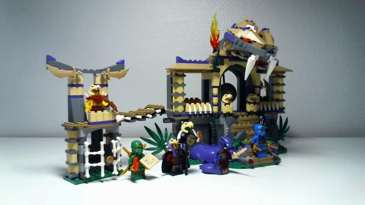 Serpentfrançais The Lego Video Ninjago ReviewEnter BeoWrdCx
