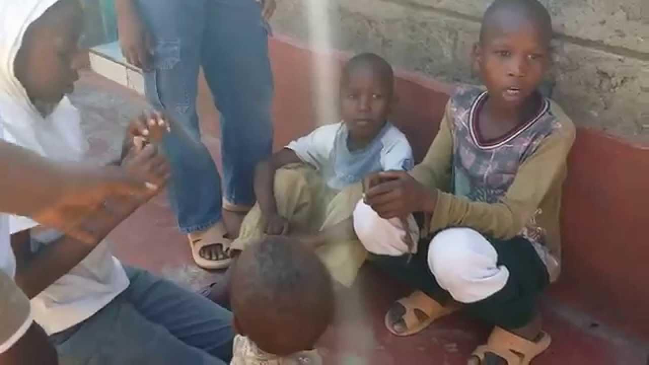 Kenya Harambee Group at Ebenezer Children Home - YouTube
