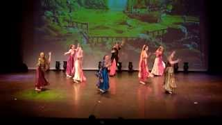 Gala De Danse Esquiss - Circus: Danse Bollywood - 11 05 2013