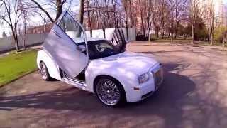 видео Преимущества свадьбы с арендой Chrysler 300c