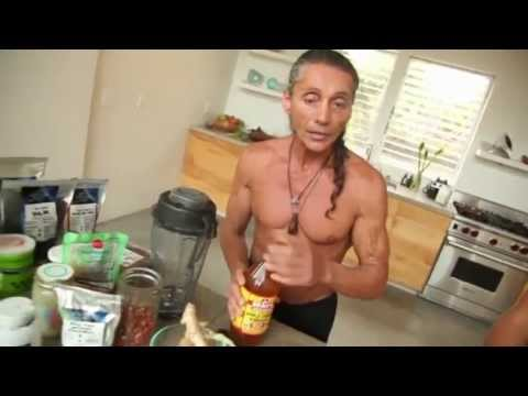 Dr Robert Cassar: Tasty Slimming Papaya Salad for digestion + Vitality Nutrition!