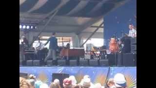 """Mutemath """"Spotlight"""" Jazz Fest 2013 on Gentilly Stage"""