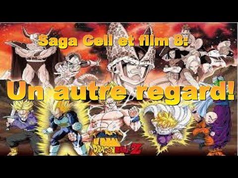 Toriyama Saga Cell et Film 8:un autre regard!
