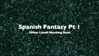 UML Marching Band 2009 - Spanish Fantasy Pt 1, Central Park
