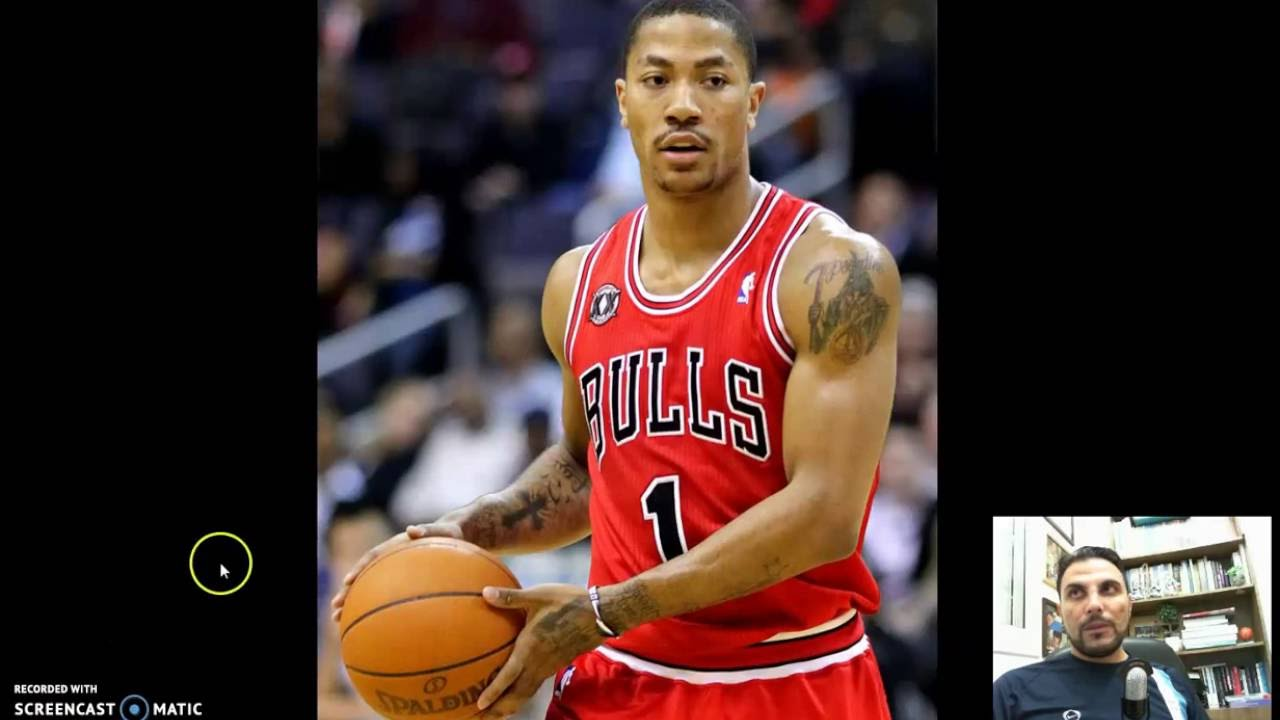 Derrick Rose -Contract Year @ New York Knicks - YouTube