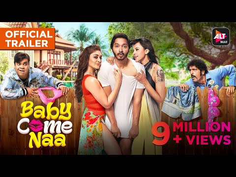 Baby Come Naa | Webseries | Official Trailer | Exclusively On ALTBalaji