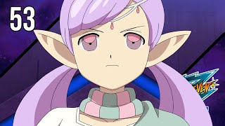 Inazuma Eleven GO Galaxy Ep.53 - EL FINAL DEL JUEGO