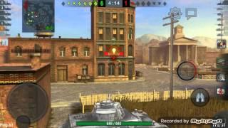 World of Tanks blitz -[part20] panzergeschwafel :D