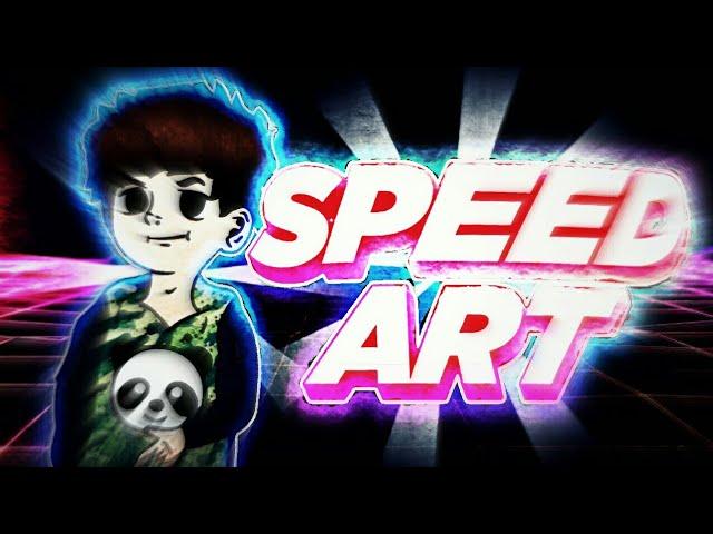 Speed Art: Cartoon Dorgas Para (@SoldierPanda) (TROCA)