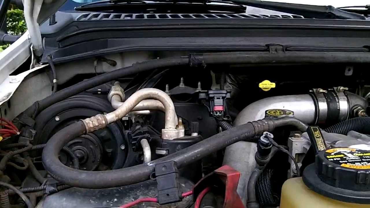 hight resolution of air horn install
