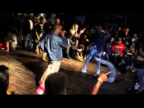 Vogue Knights Dance Battle NYC - April 7 2015