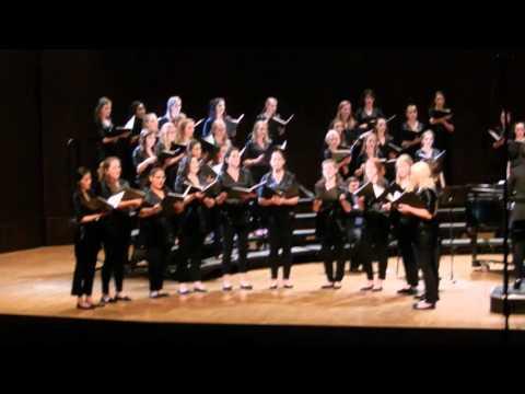 OSU Women's Glee Croatian Premiere