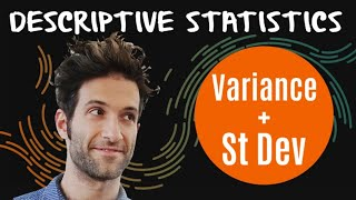 Variance and Std Deviation | Why divide by n-1?
