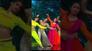 Mera Yar Dildar Bada Sona Song Girls Dance Super Dancer4 Shows / #Shorts #SuperDancer4 #DanceVideo
