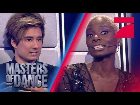 Team Julien vs. Team Nikeata - Wer gewinnt das 1. Duell? | Masters of Dance | Finale | ProSieben