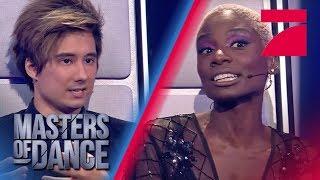 Team Julien vs. Team Nikeata - Wer gewinnt das 1. Duell?   Masters of Dance   Finale   ProSieben