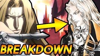Castlevania series teaser breakdown + thoughts