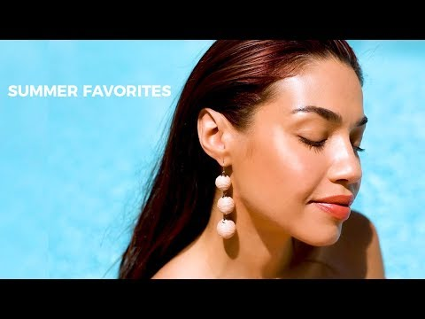 Summer Makeup Must-Haves ALL DRUGSTORE | Eman