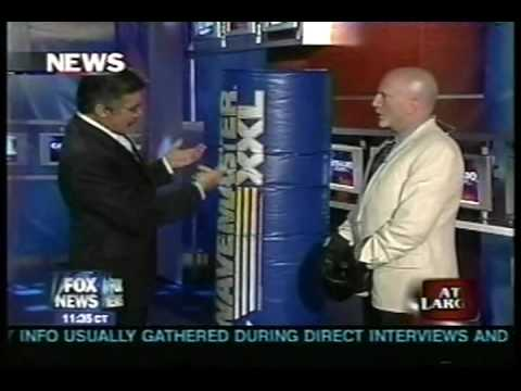 GERALDO RIVERA WITH RON LIPTON MAY 26, 2007 IN NATIONAL TV INTERVIEW