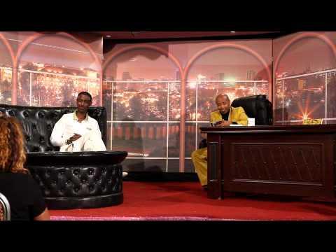 Artist Seleshi Demese Gash Abera Mola) At Seifu Fantahun Late Night Show