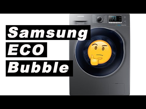 Samsung Washer Dryer Ecobubble WD80J6410AX  160b83eead