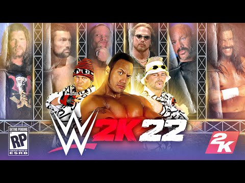 WWE 2K22 Roster - EPIC NEW ATTITUDE ERA SUPERSTARS FOR THE GAME