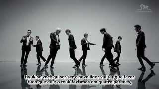 Spy - Super Junior (Paródia)
