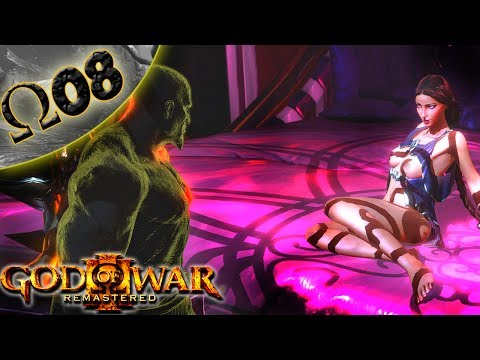 "GOD OF WAR 3 - FEAR KRATOS NA CÂMARA DE AFRODITE - #08 "" VERY HARD """
