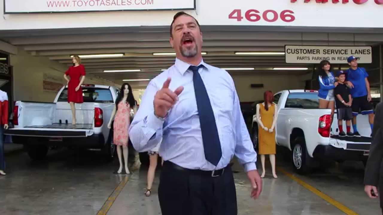 North Hollywood Toyota ALS Ice Bucket Challenge Midway Car Rental U0026  Westlake Financial   YouTube