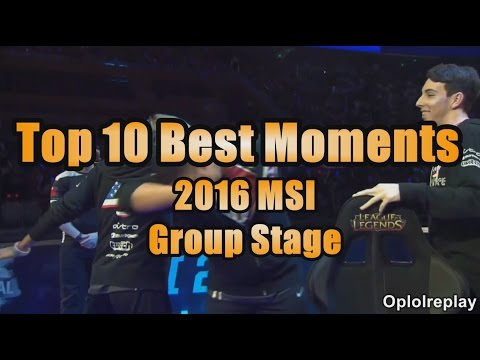 Top 10 Best Moments