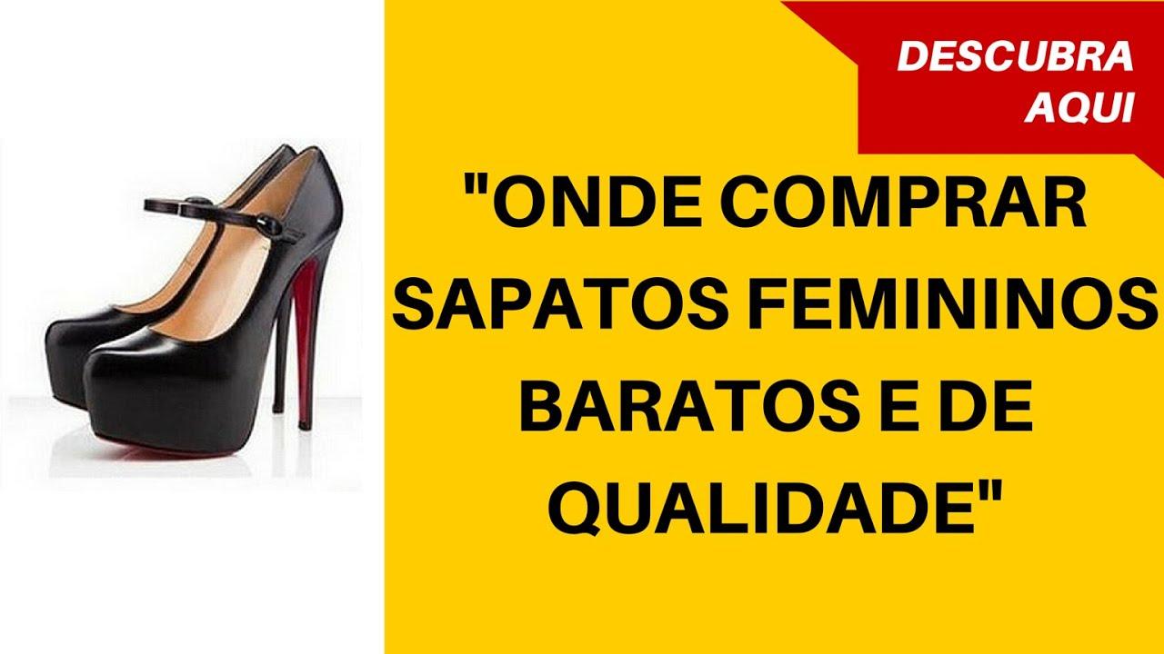 1d65ea9de Sapatos Baratos - Onde Comprar Sapatos Femininos Sem Pagar Caro - Aliexpress