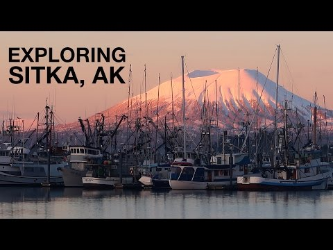 Exploring Sitka, Alaska